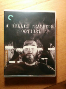 A Hollis Frampton Odyssey - Bluray Criterion