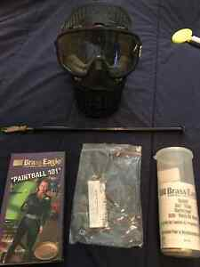 Brass Eagle Eradicator Paintball gun and CO2 canister plus more Comox / Courtenay / Cumberland Comox Valley Area image 3