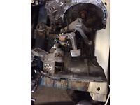 Ford Focus mk2 gearbox 1.6