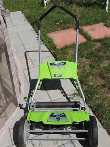 Earthwise New Generation- Lawn Mower