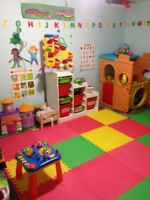 Brampton daycare Opening spot