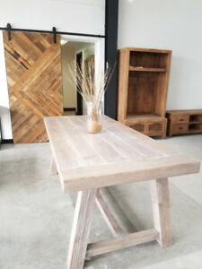 Solid Wood Dining Table - WHOLESALE PRICE