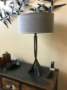 Hubbardton Forge table lamp Made in USA