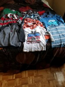 Chandails et chemises