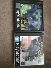 Playstation games £6 each