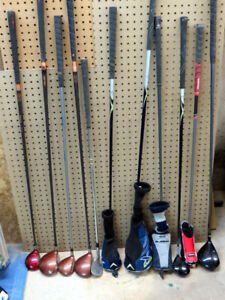 U-Pick Golf Clubs