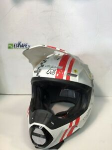 Casque de motocross EVS  t5 fury x large