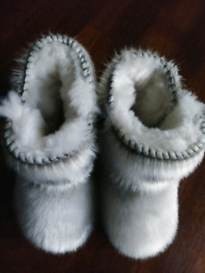 Seal Skin Booties for 12m-18m