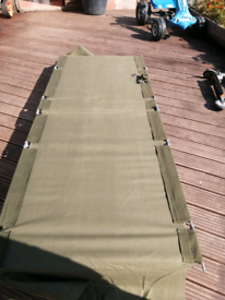 Great British Army Camp bed