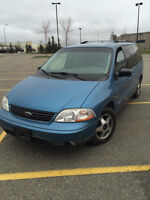 2001 FORD WINDSTAR SPORT VAN...LOW KM'S,VERY CLEAN RELIABLE