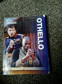 Othello A-Level book