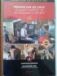 RCR  Ambulance St-Jean et SIR