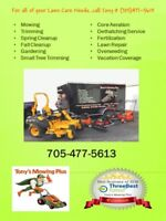 Lawn Aeration Service! (Lawn Care)