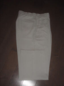 "VINTAGE NIKE MENS SIZE 30"" X 26"" POLYESTER DRESS PANTS"