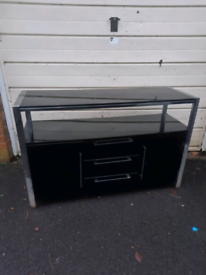 50 inch Black gloss tv stand
