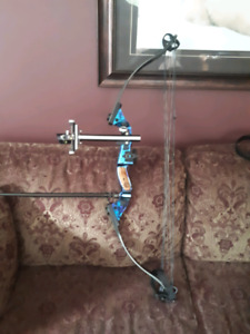 LH Martin Elite Compound Bow