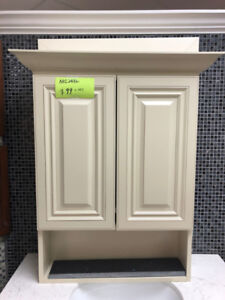 vanity medicine wall-mount cabinet demos CLEARANCE now!!!