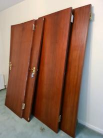 Sapele Doors for Free