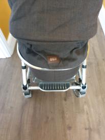 Mama and papas khaki push chair
