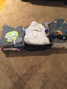 Lot of boys fall and winter clothes size 4 and 5