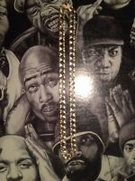 22 inch gold chain