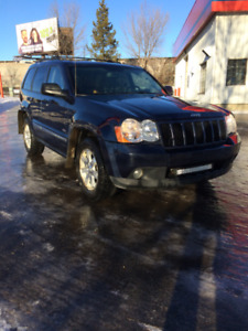 2008 Jeep Grand Cherokee NORTH EDITION