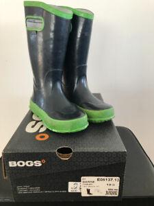 Bottes de pluie BOGS grandeur 13