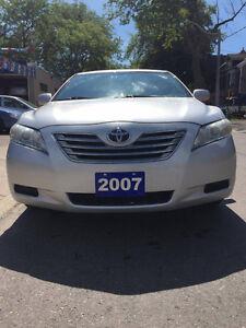 2007 Toyota Camry Sedan ***NO ACCIDENTS***