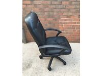 Computer / Office Chair - Faux Leather