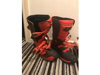 Kids motorcross boots
