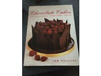 Chocolate cake recipe book