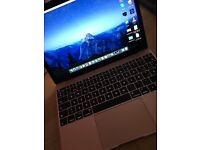 Macbook rose gold 1 month use