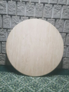 SOLID MARBLE TABLE TOP