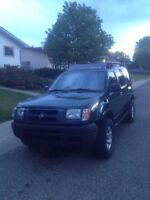 2000 NISSAN XTERRA (TOW PACKAGE)