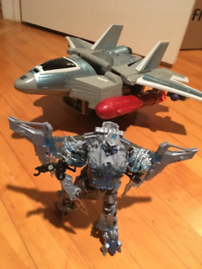 Transformers Starscream Blaster