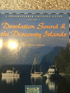 Dreamspeaker Cruising Guides & Waggoner Cruising Guide