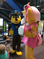 MEET AND PLAY WITH SKYE & CHASE at Funplex