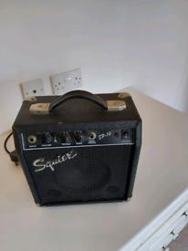 Fender squier practice amp 10 watt