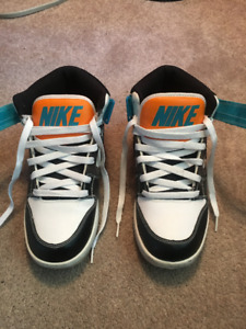 Nike Skateboarding Shoes- worn once and in excellent condition