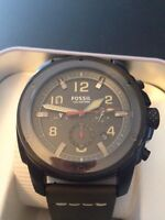 Brand new fossil with tags!!!