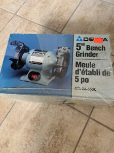 Super Delta Bench Grinders Kijiji In Ontario Buy Sell Save Machost Co Dining Chair Design Ideas Machostcouk