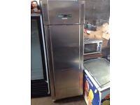 Commercial fridge/ stainless steel upright fridge (used)