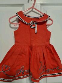 New girls frock / dress