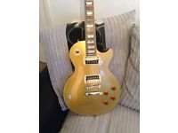 Epiphone Les Paul Goldtop (Classic Series) + upgrades