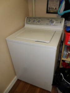 GE High efficiency washer