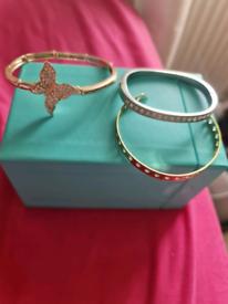 3 Used Bracelets