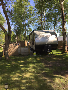 Secluded RV sites 30 min from Edmonton Strathcona County Edmonton Area image 2