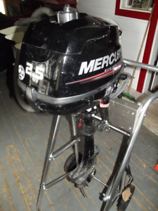 2.5 HP Mercury Outboard