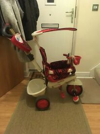 REDUCED: Smart Trike Dream 4 in 1