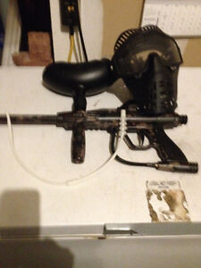 TAC-5 RECON PAINTBALL GUN